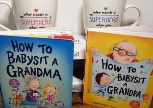 2 Mugs and 2 Children Books